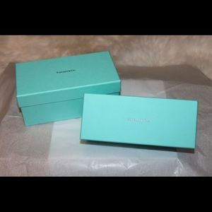 Tiffany glasses box(only)